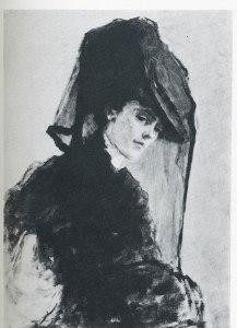 Romaine Brooks Self Portrait