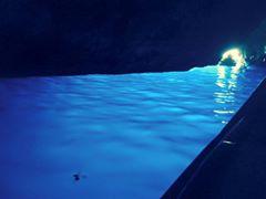 Grotta d' Azur.